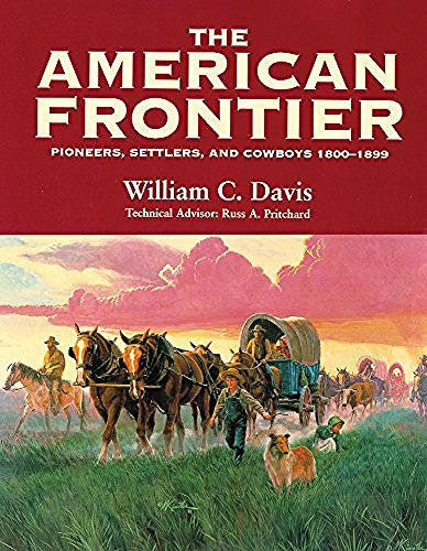 us topo - The American Frontier: Pioneers, Settlers, and Cowboys 1800–1899 - Wide World Maps & MORE! - Book - Brand: University of Oklahoma Press - Wide World Maps & MORE!