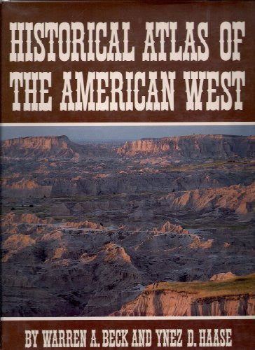 us topo - Historical Atlas of the American West - Wide World Maps & MORE! - Book - Wide World Maps & MORE! - Wide World Maps & MORE!