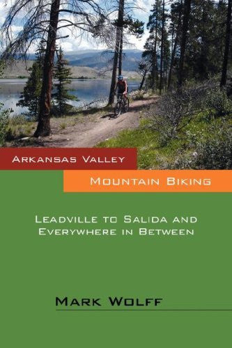 Arkansas Valley Mountain Biking - Wide World Maps & MORE! - Book - Wide World Maps & MORE! - Wide World Maps & MORE!