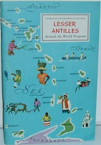 Lesser Antilles (Around the world program)