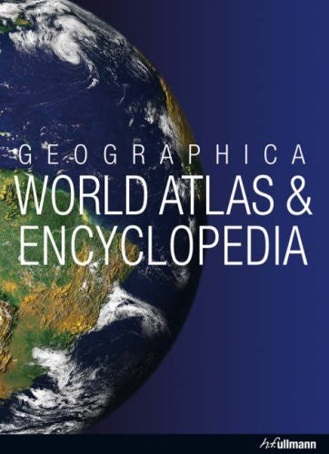 Geographics World Atlas & Encyclopedia