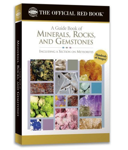A Guide Book of Rocks and Minerals (Official Red Books)