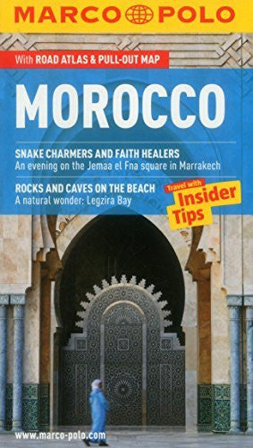Morocco Marco Polo Guide (Marco Polo Guides) - Wide World Maps & MORE! - Book - Marco Polo Travel Publishing (COR) - Wide World Maps & MORE!