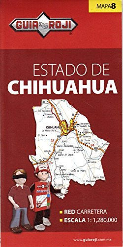 us topo - Estado de Chihuahua - Wide World Maps & MORE! - Book - Wide World Maps & MORE! - Wide World Maps & MORE!