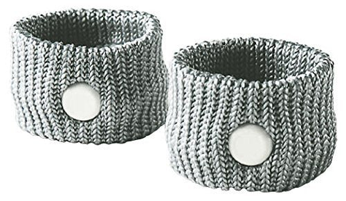 Lewis N. Clark Motion Relief Wristbands, Grey