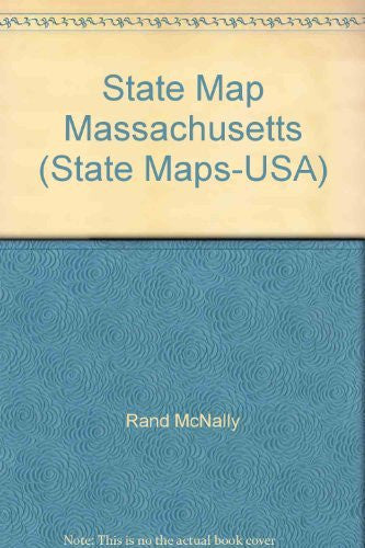 us topo - State Map Massachusetts (State Maps-USA) - Wide World Maps & MORE! - Book - Wide World Maps & MORE! - Wide World Maps & MORE!