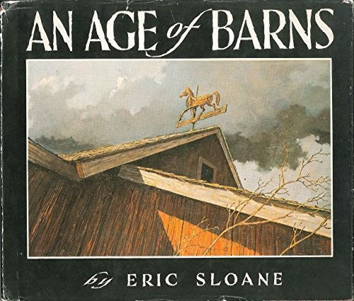 Age of Barns - Wide World Maps & MORE! - Book - Wide World Maps & MORE! - Wide World Maps & MORE!