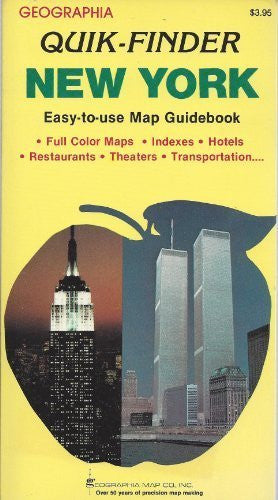 us topo - New York City (Insti-guide series) - Wide World Maps & MORE! - Book - Wide World Maps & MORE! - Wide World Maps & MORE!