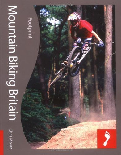 Mountain Biking Britain: Full colour activity guide to mountain biking in the UK (Footprint - Activity Guides) - Wide World Maps & MORE! - Book - Brand: Footprint Handbooks - Wide World Maps & MORE!