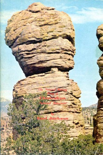 The natural history story of Chiricahua National Monument (Natural history series, no. 1) - Wide World Maps & MORE! - Book - Brand: Globe, AZ Southwest Parks and Monuments Association (1970) - Wide World Maps & MORE!