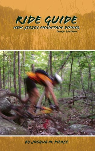 Ride Guide New Jersey Mountain Biking - Wide World Maps & MORE! - Book - Finney Company - Wide World Maps & MORE!