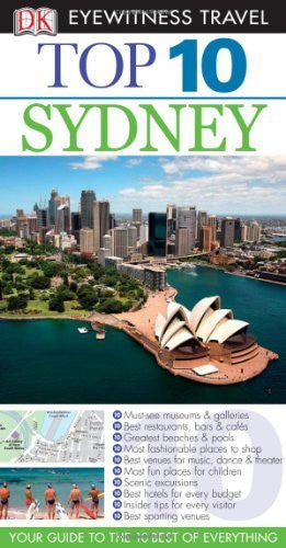 us topo - Top 10 Sydney (EYEWITNESS TOP 10 TRAVEL GUIDE) - Wide World Maps & MORE! - Book - Wide World Maps & MORE! - Wide World Maps & MORE!
