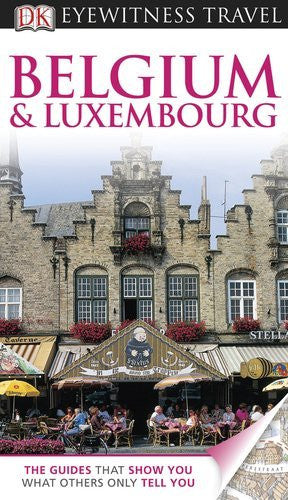 us topo - Belgium and Luxembourg (Eyewitness Travel Guide) - Wide World Maps & MORE! - Book - Wide World Maps & MORE! - Wide World Maps & MORE!