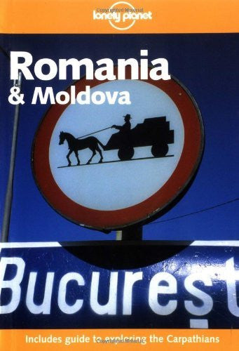 us topo - Romania and Moldova (Lonely Planet) - Wide World Maps & MORE! - Book - Brand: Lonely Planet Publications - Wide World Maps & MORE!