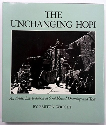 The unchanging Hopi: An artist's interpretation in scratchboard drawings and text
