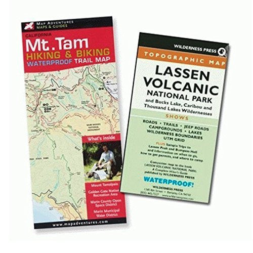 us topo - Golden Gate NRA, CA - Wide World Maps & MORE! - Book - Map Adventures - Wide World Maps & MORE!