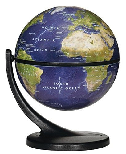 MINI GLOBE - THE SATELLITE WONDERGLOBE