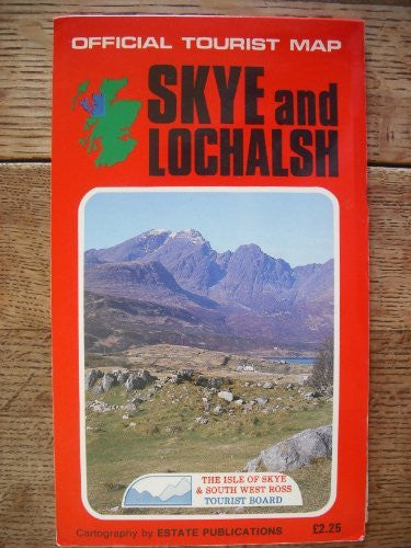 Skye and Lochalsh (Official Tourist Map)