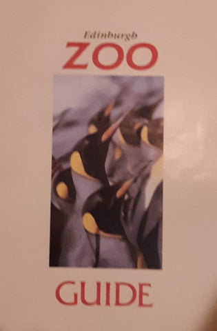 Edinburgh Zoo Souvenir Guidebook
