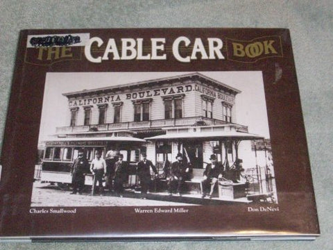 The Cable Car Book - Wide World Maps & MORE!
