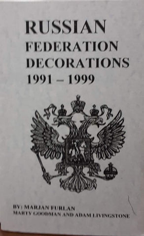 Russian Federation decorations 1991-1999