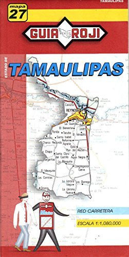 us topo - Estado de Tamaulipas - Wide World Maps & MORE! - Book - Wide World Maps & MORE! - Wide World Maps & MORE!
