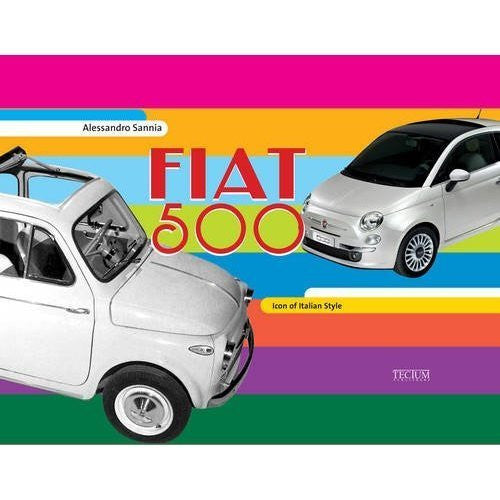 us topo - Fiat 500 (Icon of Style) (English and French Edition) - Wide World Maps & MORE! - Book - Wide World Maps & MORE! - Wide World Maps & MORE!