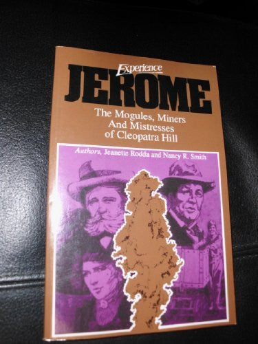 us topo - Experience Jerome: The Moguls, Miners and Mistresses of Cleopatra Hill - Wide World Maps & MORE! - Book - Wide World Maps & MORE! - Wide World Maps & MORE!