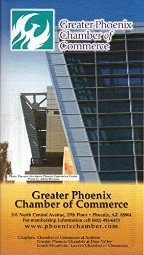 Greater Phoenix Chamber of Commerce Map (Yellow1)