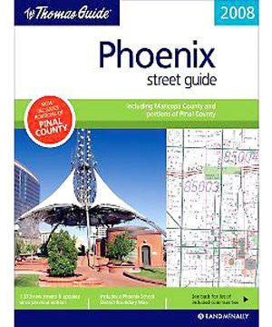 Phoenix 2008 Ed with Travel Guide