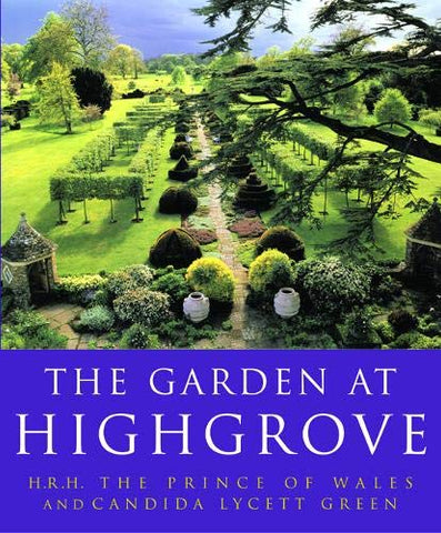 The Garden at Highgrove - Wide World Maps & MORE!