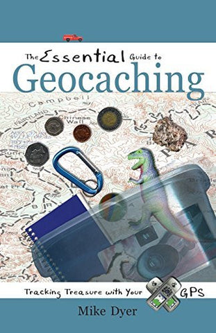 us topo - The Essential Guide to Geocaching: Tracking Treasure with Your GPS - Wide World Maps & MORE! - Book - Mike Dyer - Wide World Maps & MORE!