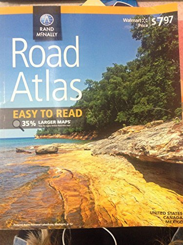 Rand McNally Road Atlas (US, Canada, Mexico) - Wide World Maps & MORE! - Book - Wide World Maps & MORE! - Wide World Maps & MORE!
