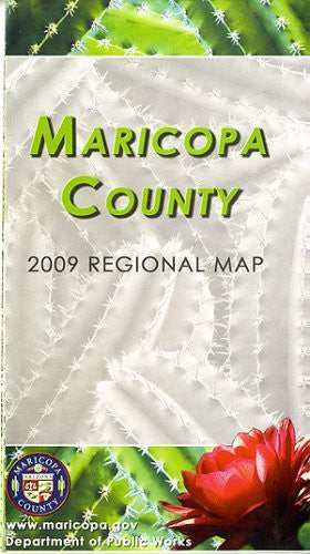 Maricopa County 2009 Regional Map