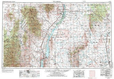 us topo - Tularosa, NM - Wide World Maps & MORE! - Book - Wide World Maps & MORE! - Wide World Maps & MORE!