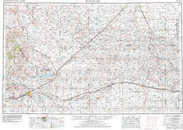 us topo - Tucumcari, NM - Wide World Maps & MORE! - Book - Wide World Maps & MORE! - Wide World Maps & MORE!