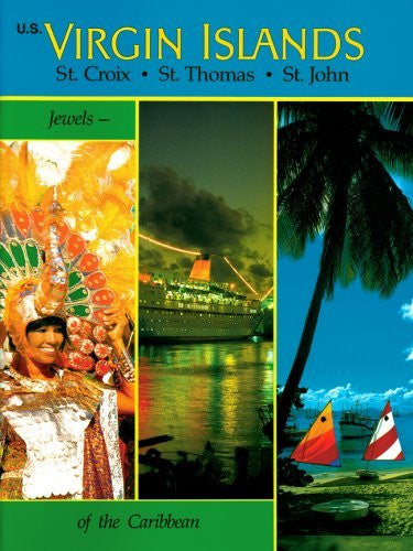 us topo - U. S. Virgin Islands: Jewels of the Caribbean - Wide World Maps & MORE! - Book - Wide World Maps & MORE! - Wide World Maps & MORE!
