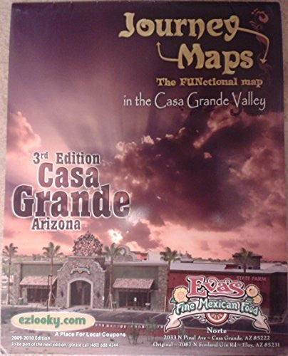 Casa Grande, Arizona: The FUNctional Map in the Casa Grande Valley - Wide World Maps & MORE! - Book - Wide World Maps & MORE! - Wide World Maps & MORE!