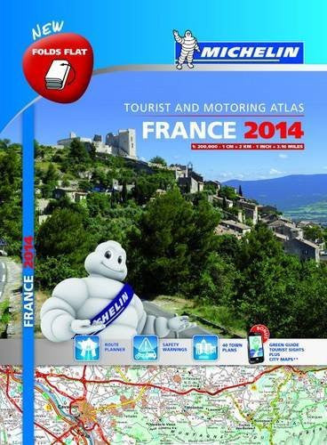 us topo - France 2014 Multi Flex Tourist and Motoring Atlas (France Atlas) - Wide World Maps & MORE! - Book - Wide World Maps & MORE! - Wide World Maps & MORE!