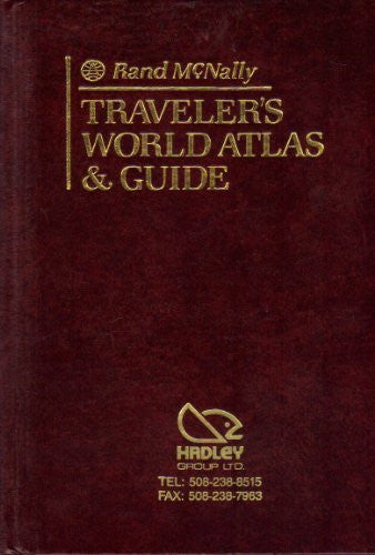 Traveler's World Atlas and Guide - Wide World Maps & MORE! - Book - Wide World Maps & MORE! - Wide World Maps & MORE!