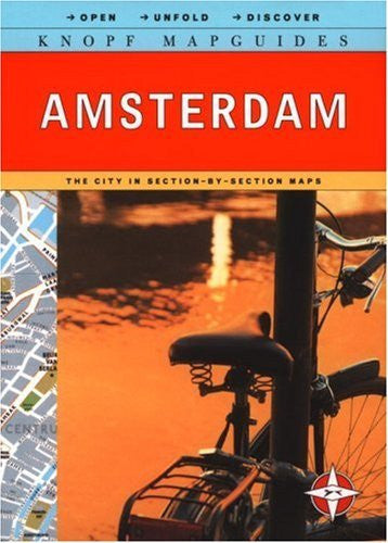 Knopf MapGuides Amsterdam - Wide World Maps & MORE! - Book - Wide World Maps & MORE! - Wide World Maps & MORE!