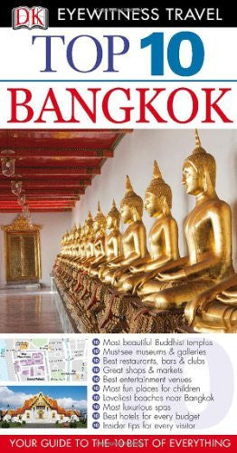 us topo - Top 10 Bangkok (Eyewitness Top 10 Travel Guide) - Wide World Maps & MORE! - Book - Wide World Maps & MORE! - Wide World Maps & MORE!