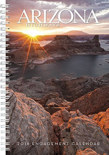 Arizona Highways 2016 Engagement Calendar