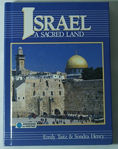 us topo - Israel: A Sacred Land (Discovering Our Heritage Series) - Wide World Maps & MORE! - Book - Brand: Dillon Pr - Wide World Maps & MORE!