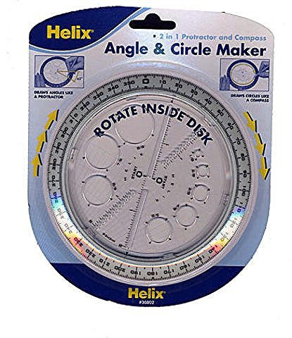 Helix Angle & Circle Maker 3 pcs sku# 1843114MA