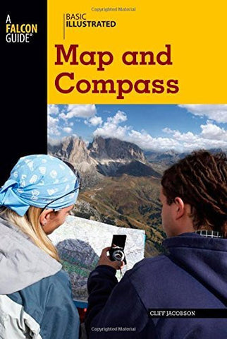 us topo - Basic Illustrated Map and Compass (Basic Illustrated Series) - Wide World Maps & MORE! - Book - Globe Pequot Press - Wide World Maps & MORE!
