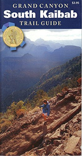 us topo - Grand Canyon South Kaibab Trail Guide (Grand Canyon Trail Guide Series) - Wide World Maps & MORE! - Book - Wide World Maps & MORE! - Wide World Maps & MORE!