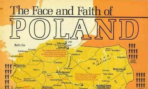 The Face and Faith of Poland - Wide World Maps & MORE! - Book - Wide World Maps & MORE! - Wide World Maps & MORE!