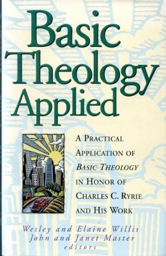 us topo - Basic Theology: Applied (Bibles/Bible Study) - Wide World Maps & MORE! - Book - Brand: Victor Books - Wide World Maps & MORE!