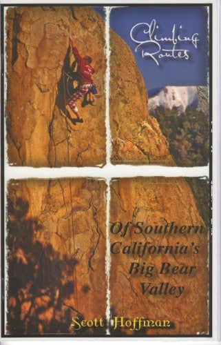 us topo - Climbing Routes of Southern California's Big Bear Valley - Wide World Maps & MORE! - Book - Wide World Maps & MORE! - Wide World Maps & MORE!